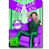Cover: Martina Hill - Knallerfrauen - Staffel 3