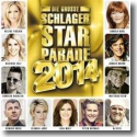 Cover:  Die große Schlager Starparade 2014 - Various Artists