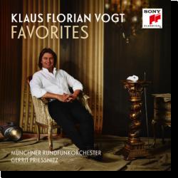Cover: Klaus Florian Vogt - Favorites