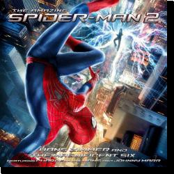 Cover: The Amanzing Spider-Man 2 - Original Soundtrack