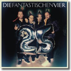 Cover: Die Fantastischen Vier feat. Don Snow aka Jonn Savannah - 25