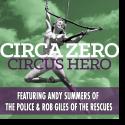 Cover:  Circus Hero - Circus Hero