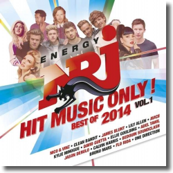 Cover: Energy - Hit Music Only! - Best Of 2014 Vol. 1 - Various Artists