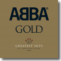 Cover: ABBA - Gold - 40th Anniversary Edition