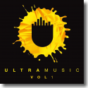 Cover:  Ultra Vol. 1 - Various Artists