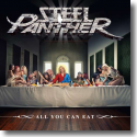 Cover:  Steel Panther - All You Can Eat