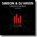 Cover: Simeon & DJ Vaven feat. Myra - Tonight Is The Night