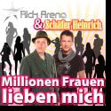 Cover: Rick Arena & Schäfer Heinrich - Millionen Frauen lieben mich