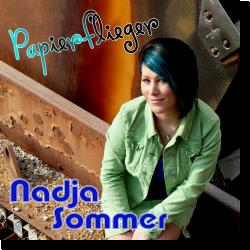 Cover: Nadja Sommer - Papierflieger