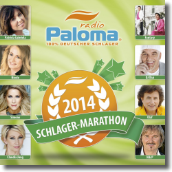 Cover: Schlagermarathon 2014 - Various Artists