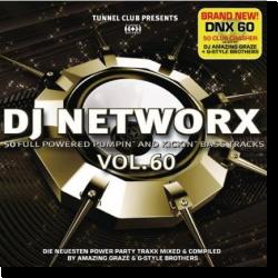 Cover: DJ Networx Vol. 60 - Various Artists