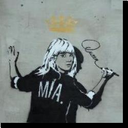 Cover: MIA. - Queen
