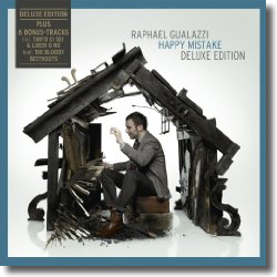 Cover: Raphael Gualazzi - Happy Mistake