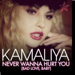 Cover: Kamaliya - Never Wanna Hurt You (Bad Love, Baby)