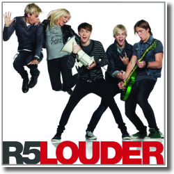 Cover: R5 - Louder