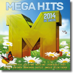 Cover: MegaHits 2014 - Die Zweite - Various Artists