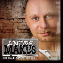 Cover: Andre Makus - Der Maskenball ist vorbei
