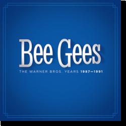 Cover: Bee Gees - Warner Bros.Years 1987 - 1991