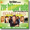 Cover:  ZDF Hitparade: Die echten Hits (60 Nr. 1 Hits) - Various Artists
