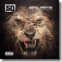 Cover:  50 Cent - Animal Ambition: An Untamed Desire to Win