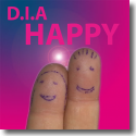 Cover:  D.I.A - Happy