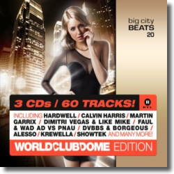 Cover: Big City Beats Vol. 20 (World Club Dome Edition) - Various Artists