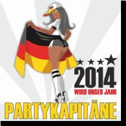 Cover: Die Partykapitäne - 2014 wird unser Jahr