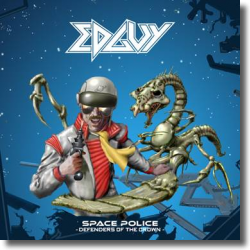 Cover: Edguy - Space Police - Defenders Of The Crown