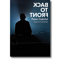 Cover: Peter Gabriel - Back To Front - Live In London