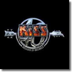 Cover: KISS - KISS 40 (Best Of)