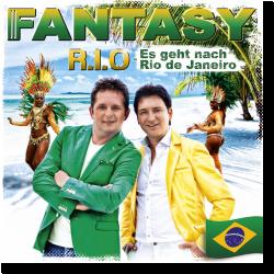 Cover: Fantasy - R.I.O. - Es geht nach Rio de Janeiro