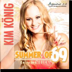 Cover: Kim König - Summer Of 69 (Reloaded 2014)