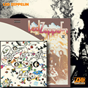Cover:  Led Zeppelin - Led Zeppelin I, II & III
