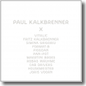 Cover:  Paul Kalkbrenner - X (Remix-Album)