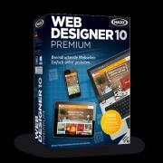 Cover: MAGIX Web Designer 10 - MAGIX