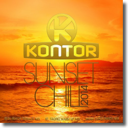 Cover: Kontor Sunset Chill 2014 - Various Artists