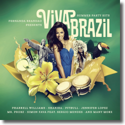 Cover: Viva Brazil - Summer Party Hits - Various Artists