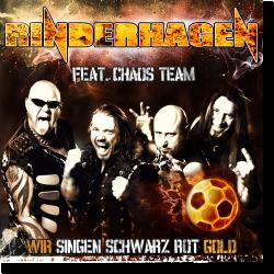 Cover: Rinderhagen feat. Chaos Team - Wir singen Schwarz, Rot, Gold