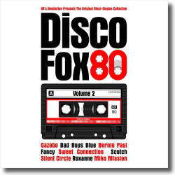 Cover: Disco Fox 80 Vol. 2 - Various Artists