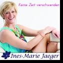 Cover:  Ines-Marie Jaeger - Keine Zeit verschwenden