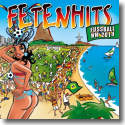 Cover:  Fetenhits Fußball WM 2014 - Various Artists