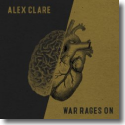 Cover:  Alex Clare - War Rages On