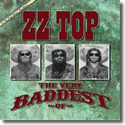 Cover: ZZ TOP - The Very Baddest Of...