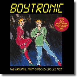Cover: Boytronic - The Original Maxi-Singles Collection