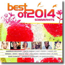 Cover: Best Of 2014 - Sommerhits - Various Artists