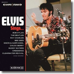 Cover: Elvis Presley - Elvis Sings