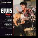 Cover:  Elvis Presley - Elvis Sings
