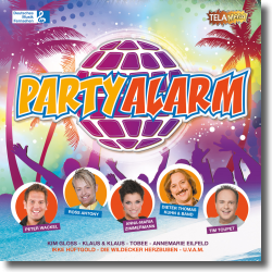Cover: Party Alarm - Various Artists