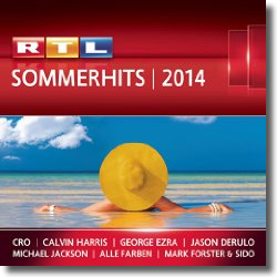 Cover: RTL Sommerhits 2014 - Various Artists
