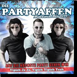 Cover: Die Partyaffen - Auf die nächste Party gehen wir (Mallorca Mix 2014)